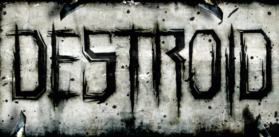 DESTROID – BLAST OFF [NEW RELEASE]