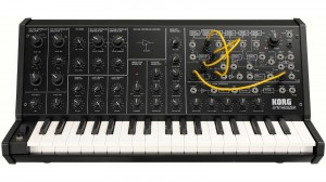 New Korg Synthesizer