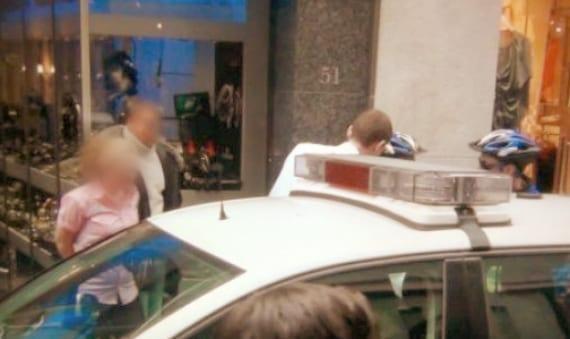 Paris Hilton Arrest