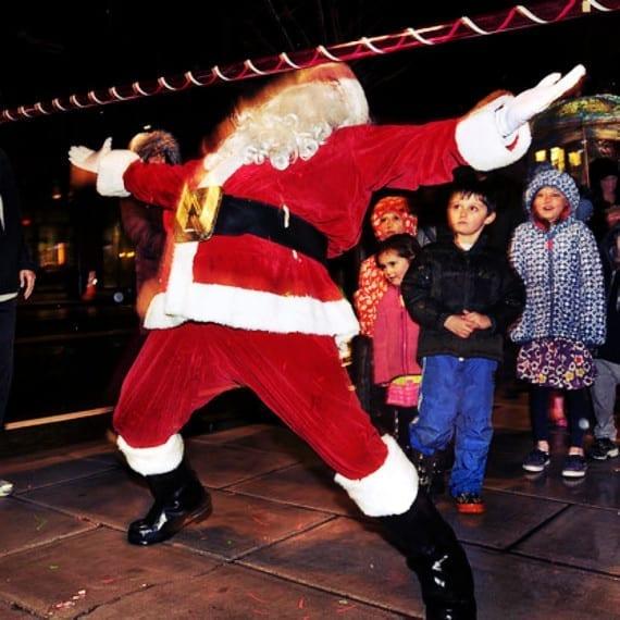 Santa Claus DJ www.dancemusicpr.com