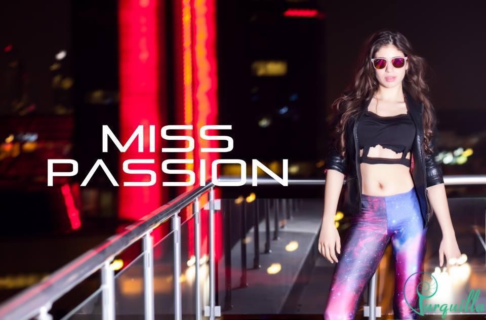 Miss Passion EDM PR www.edmpr.com