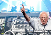 POLL: SANDERS 10 TIMES MORE LIKELY TO WIN DJ MAG TOP 100 THAN CLINTON