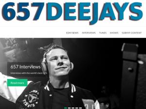 DJ Blog