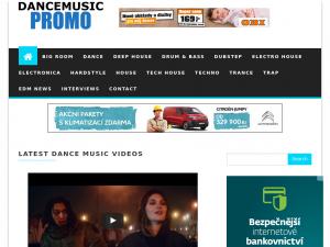 Dance Music Promo Blog