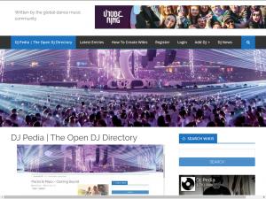 DJ Pedia Dance Music Blog