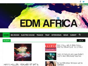 EDM Africa Blog