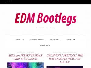 EDM Bootlegs Blog