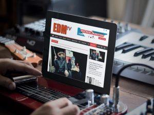 Dance music blog promotion