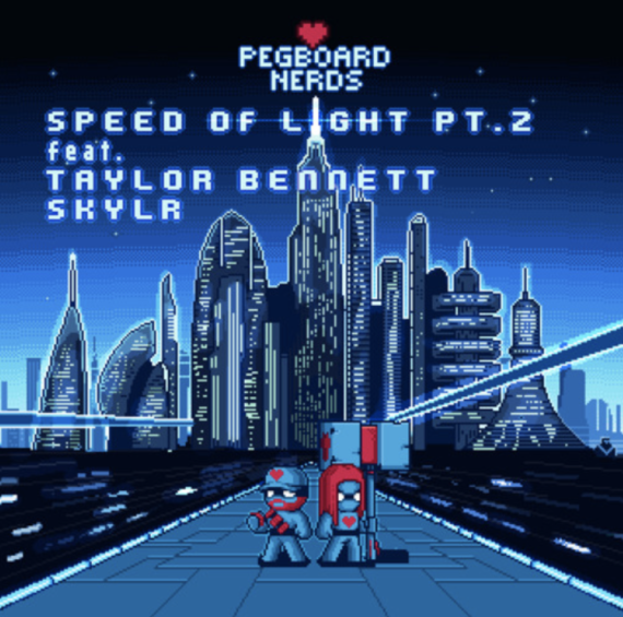 edm blog promotion Pegboard Nerds