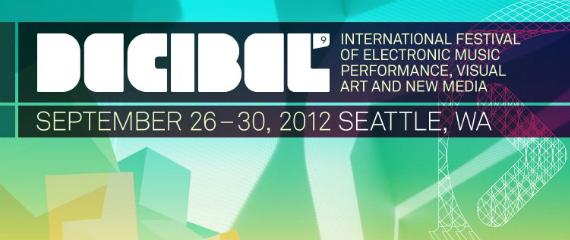 Decibel Festival 2012 Hammarica PR Electronic Dance Music News