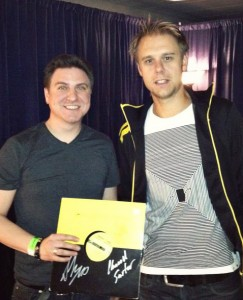 Channel Surfer and Armin Van Buuren Hammarica PR Electronic Dance Music News