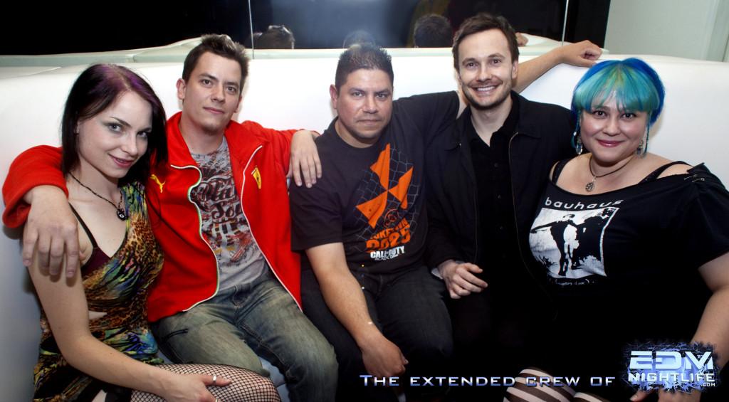EDM Nightlife Las Vegas Team