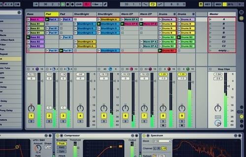 ghostwriter electronic music