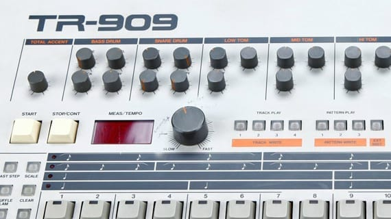 BREAKING: ROLAND AIRA TR-8 TO TAKE ON FIGHT WITH KORG 909 AT
