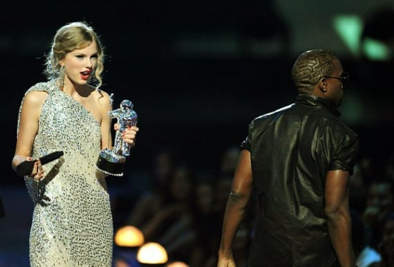 Taylor Swift Kanye West www.hammarica.com EDM News