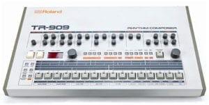 Roland TR 909 analog drum machine