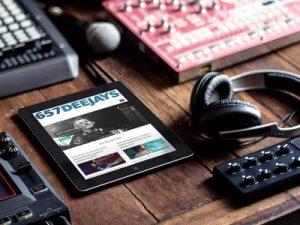 electronic music blog PR services